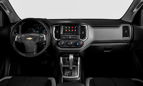 LT Interior (10 of 16) Android Auto